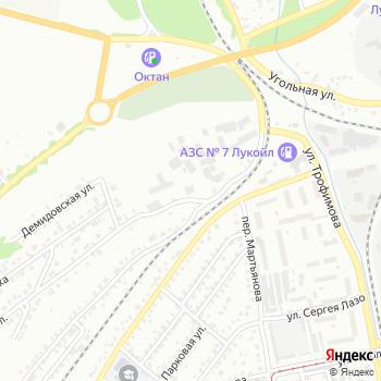 СтройЛидер на Яндекс.Картах