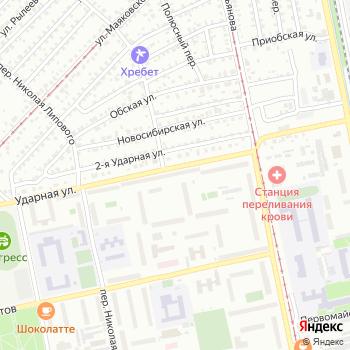 Стройматериалы на Яндекс.Картах