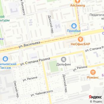 Кабинет мануальной медицины на Яндекс.Картах