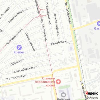 Аква-Сервис на Яндекс.Картах