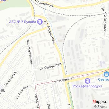 Омуль на Яндекс.Картах