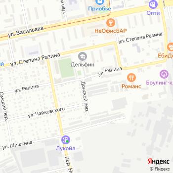 СитиГаз-Бийск на Яндекс.Картах