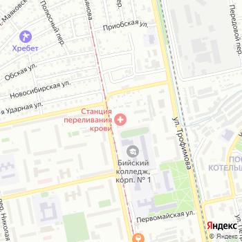 Холод-Сервис на Яндекс.Картах