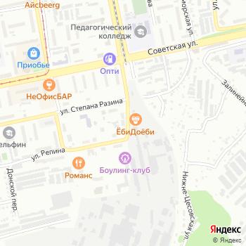 Алтайская крупа на Яндекс.Картах