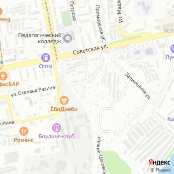 Модуль на Яндекс.Картах