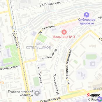 Сибэком на Яндекс.Картах