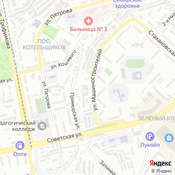 Алтайская буренка на Яндекс.Картах