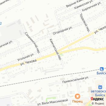 Почта с индексом 659326 на Яндекс.Картах