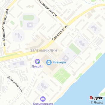 Кофейная кантата на Яндекс.Картах