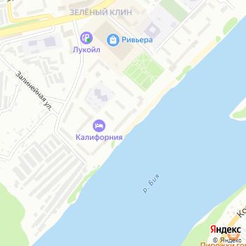 Пирекс на Яндекс.Картах