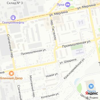 Nissan на Яндекс.Картах