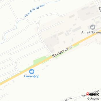 Вдали от суеты на Яндекс.Картах