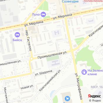 МФЦ на Яндекс.Картах