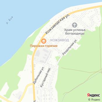 Почта с индексом 659320 на Яндекс.Картах