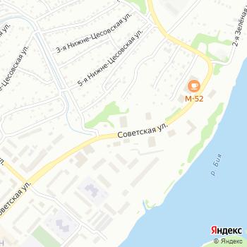 Терминал-Моторс на Яндекс.Картах