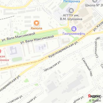 Рамсотти на Яндекс.Картах