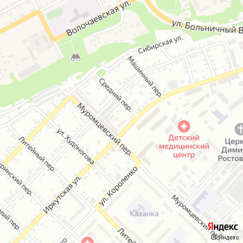Управление ветеринарии по г. Бийску и Бийскому району на Яндекс.Картах