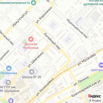 РЭП №5 на Яндекс.Картах