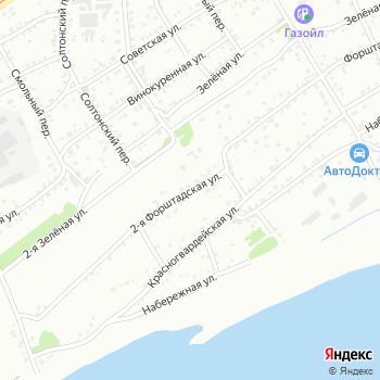 Лактика на Яндекс.Картах