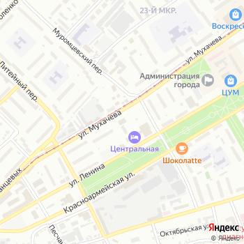 Военформ на Яндекс.Картах