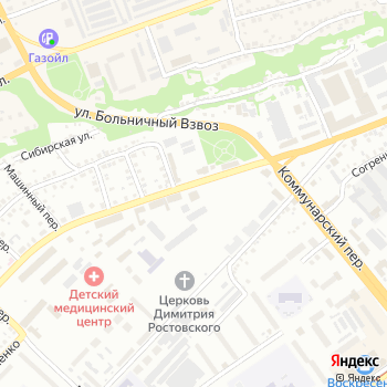 Симба на Яндекс.Картах