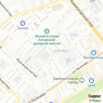 Кардис на Яндекс.Картах