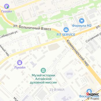 Сто грузовиков на Яндекс.Картах