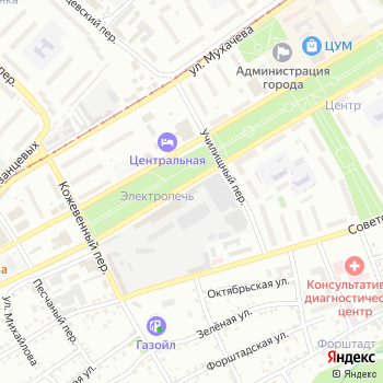 Радуга плюс на Яндекс.Картах