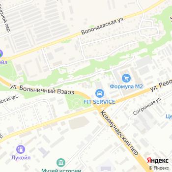 Волга на Яндекс.Картах