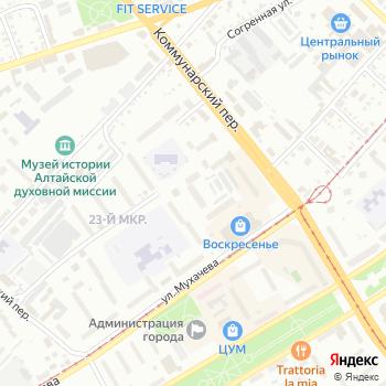 Магис на Яндекс.Картах