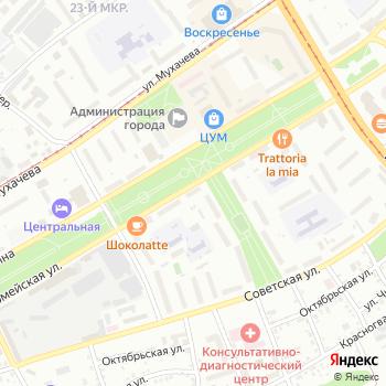 Обновка на Яндекс.Картах