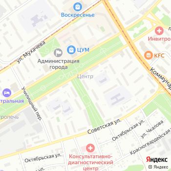 Лейла на Яндекс.Картах