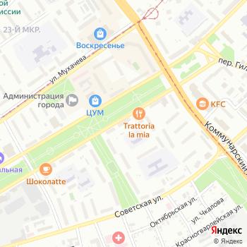 Триал на Яндекс.Картах