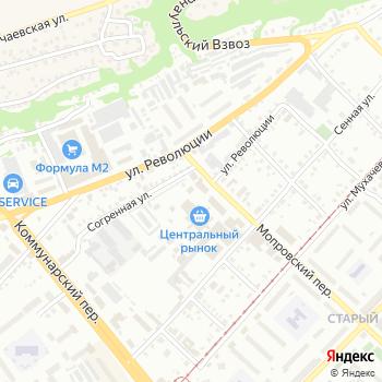 Блинный бар на Яндекс.Картах