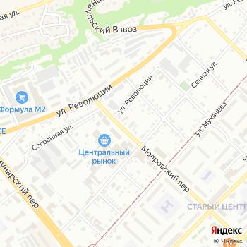 Стройбат на Яндекс.Картах