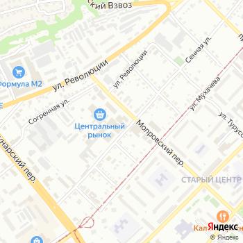 TopTuning на Яндекс.Картах