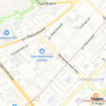 Охотник на Яндекс.Картах