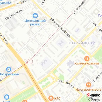 Лира на Яндекс.Картах