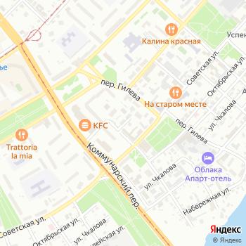 Уикэнд Парк на Яндекс.Картах