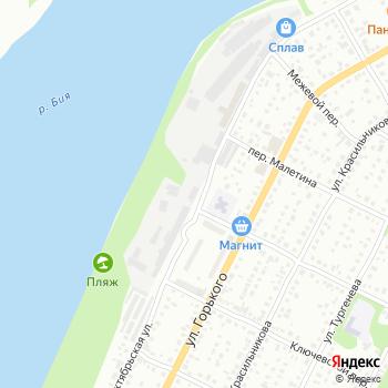 Геликон на Яндекс.Картах