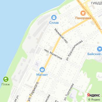 Пирант-Алтай на Яндекс.Картах