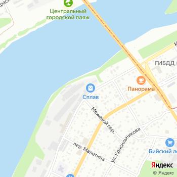 Калибр на Яндекс.Картах