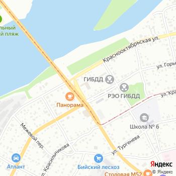Закусочная на Шишкова на Яндекс.Картах