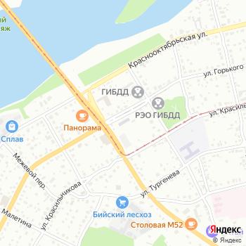 Дом детского творчества №1 на Яндекс.Картах