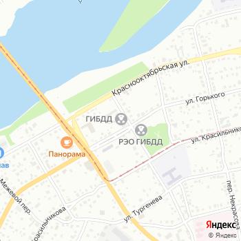 Группа технического надзора на Яндекс.Картах