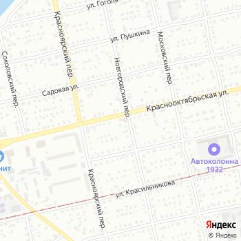 Пожарная часть №20 на Яндекс.Картах