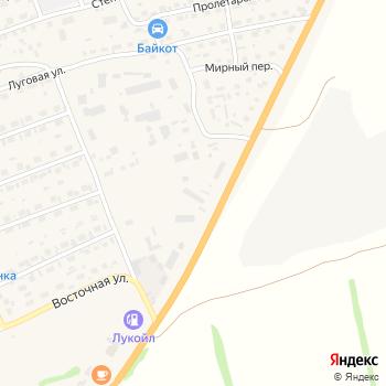 Пункт технического осмотра транспорта на Яндекс.Картах