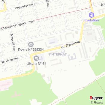 Палитра на Яндекс.Картах
