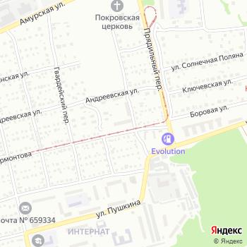 АлтайАвтоГид на Яндекс.Картах