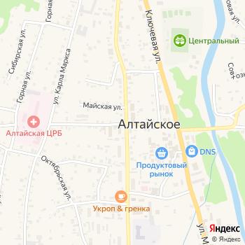 Сад чудес на Яндекс.Картах